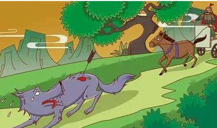 东郭与狼的寓意|东郭先生和狼的故事