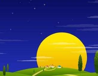 【关于月亮的故事有哪些】关于月亮的故事